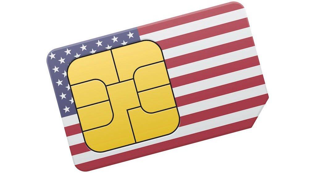 Американские Сим карты (США)