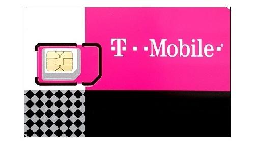 Американские Сим карты T-Mobile