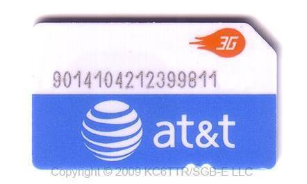 Американские Сим карты AT&T